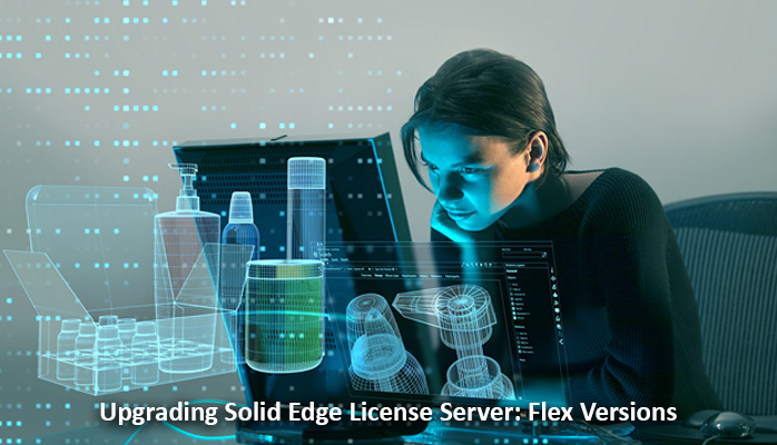 Upgrading Solid Edge License Server Flex Versions