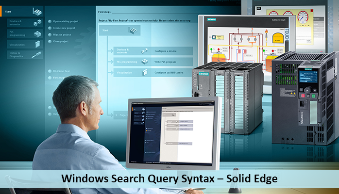 Windows Search Query Syntax – Solid Edge