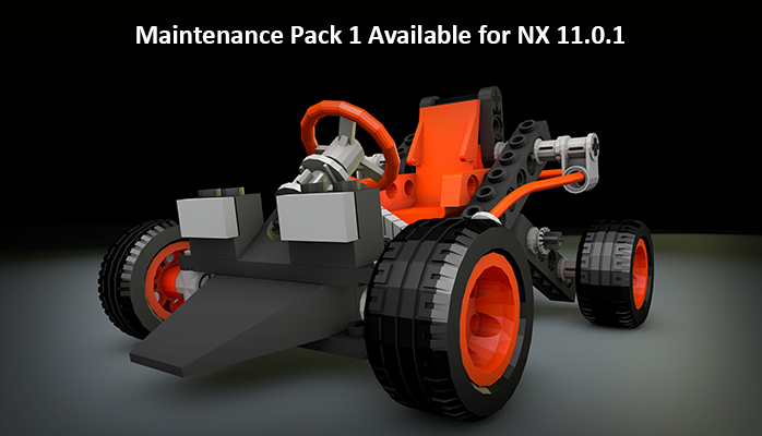 Maintenance Pack 1 Available for NX 11.0.1