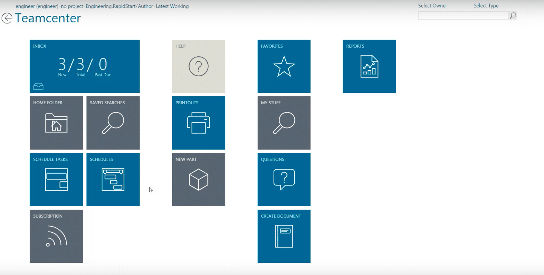 Active Workspace Search - PROLIM