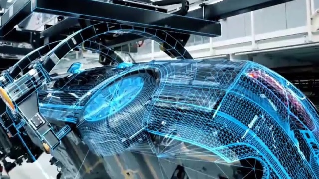 Industrial big data Automotive Design