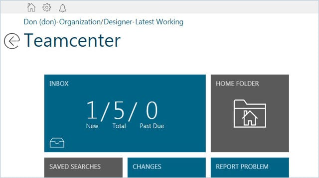 Prolim Teamcenter workflow