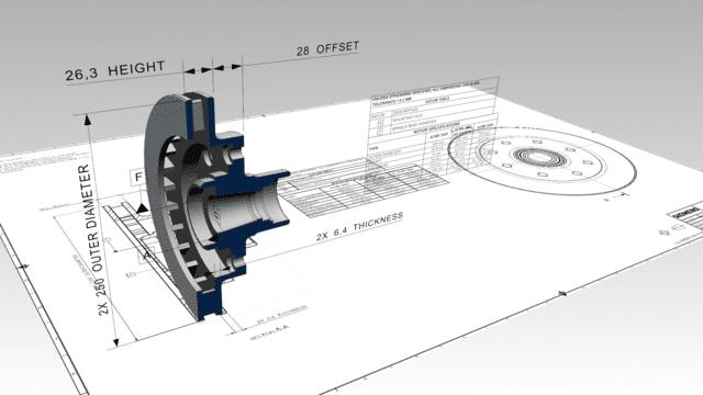 3D Model Based Definition