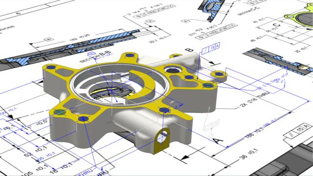 Prolim Replacing the Universal 2D Drawing
