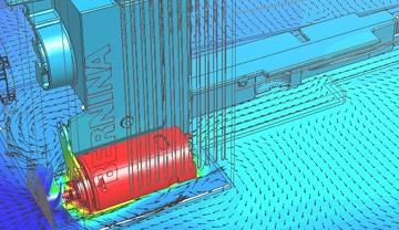 PROLIM-Solid Edge Flow Simulation