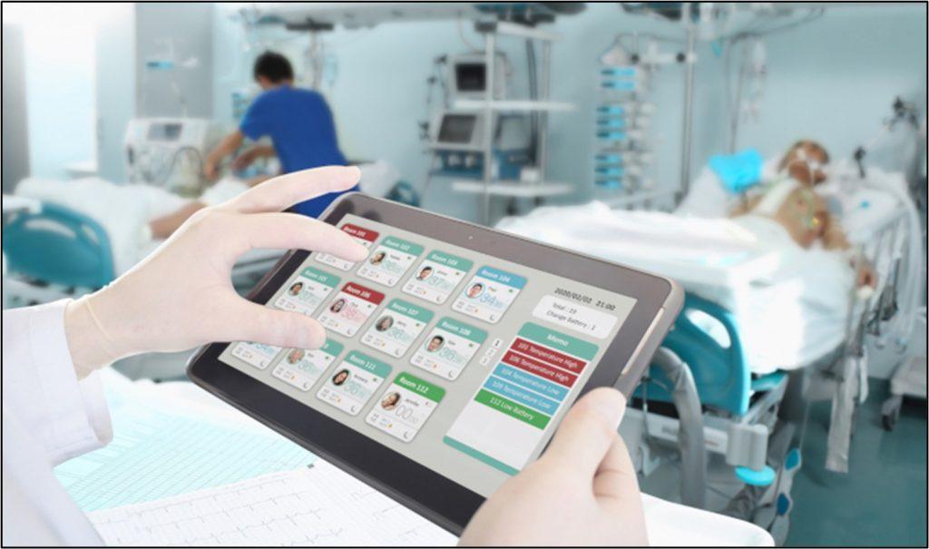 IoT Based Smart Health Care Management System