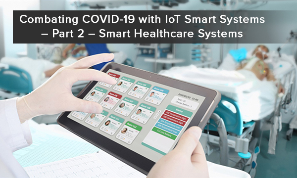 IoT Based Smart Health Care Management System