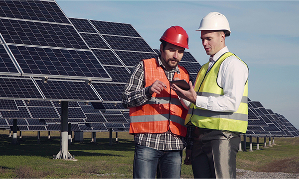 Smart grid IoT technology is leading to renewable energy growth