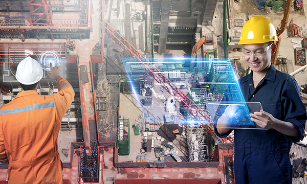 Industry 4.0 harnesses the Internet of Things to connect and track assets