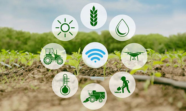 Smart Farming based on IoT enhances the entire framework of agriculture by tracking the field in real time.