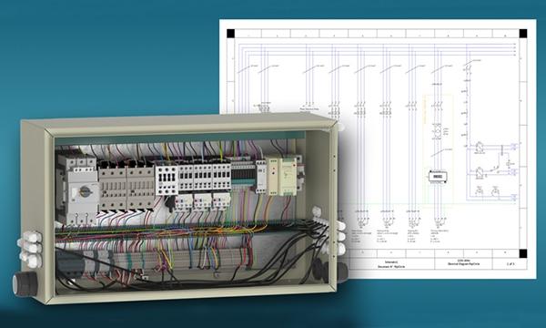 Solid Edge Cabinet Panel Design