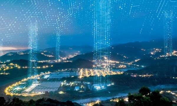 Siemens digital city factory
