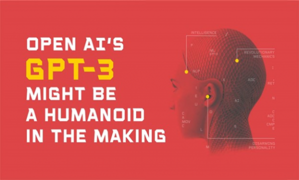 GPT-3 or Generative Pre-trained Transformer-3 produces the text using a pre-trained gigantic algorithm gathered from the internet