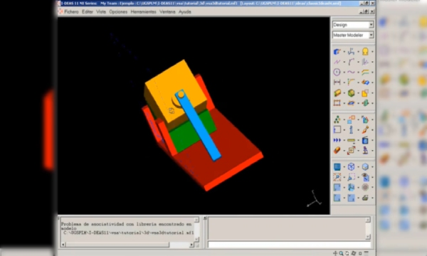 Migrate legacy CAD data to NX CAD