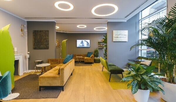 Smart Office Using IoT