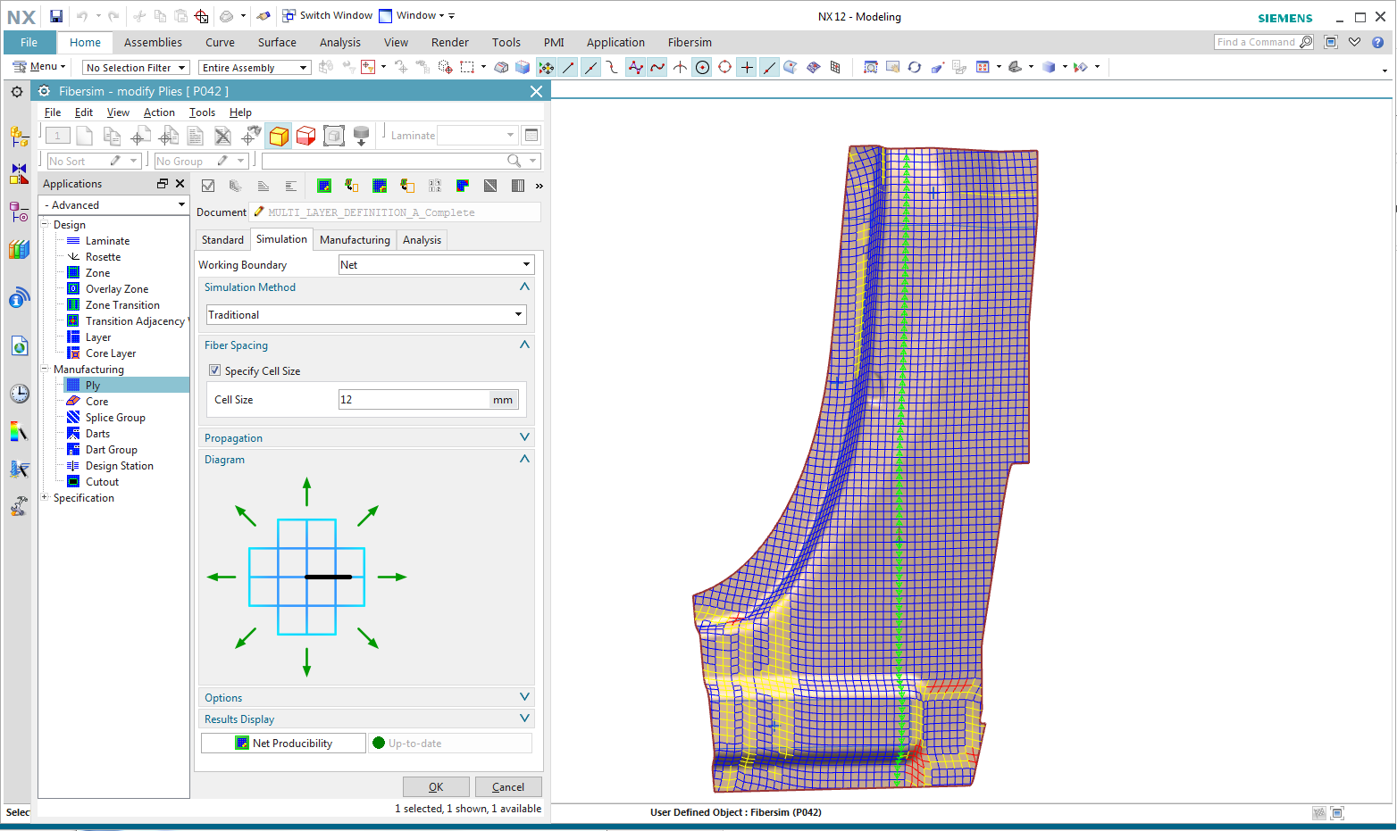 Product Producibility Simulation