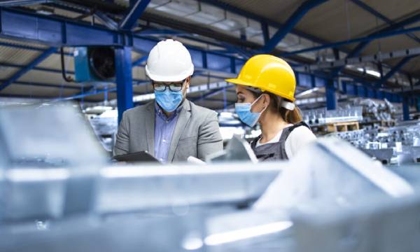 Industrial IoT meets manufacturing disruptions