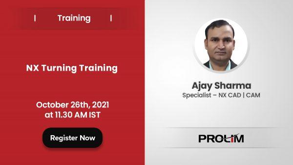 NX Turning Training