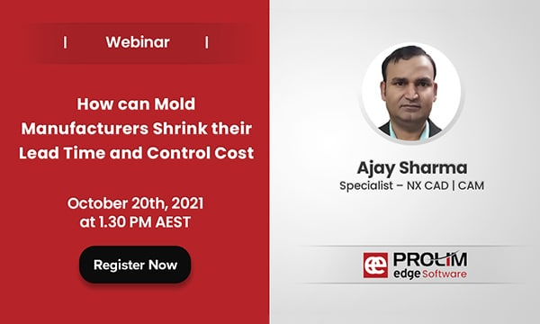 How can Mold Manufacturers Shrink their Lead Time and Control Cost