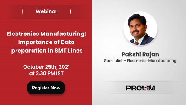 Electronics Manufacturing: Importance of Data preparation in SMT Lines